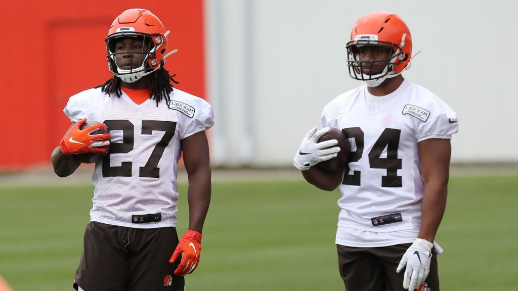 Running back rankings browns