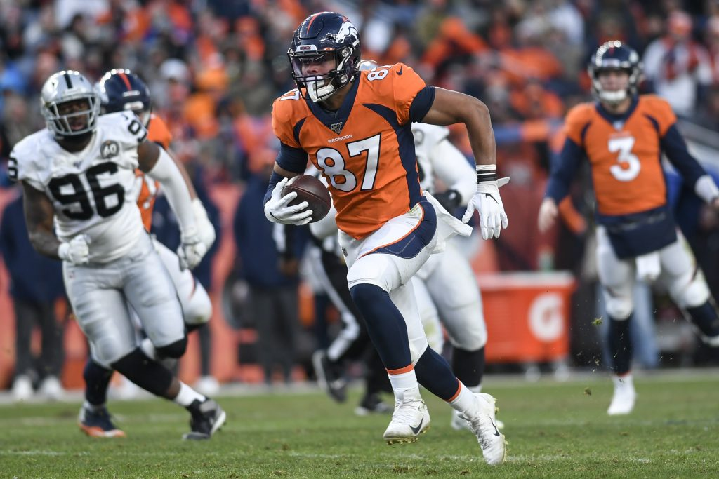 tight end rankings fant