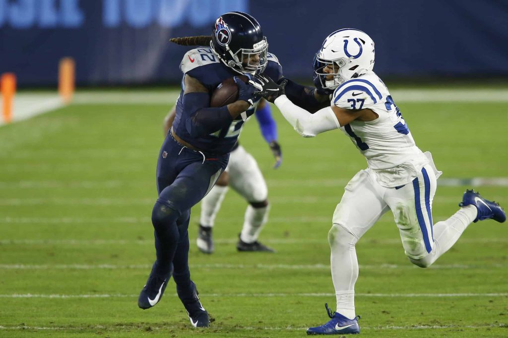Titans vs Colts week 12 starts or sits