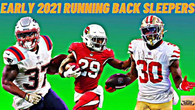 Early 2021 Running Back Sleepers