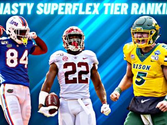 Rookie Superflex Rankings