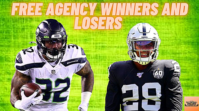 Free Agency Winners and Losers