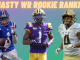 Dynasty Wide Receiver Rookie Rankings