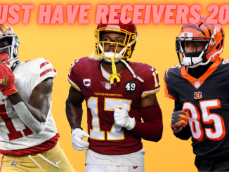 Must Have Wide Receivers